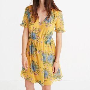 Madewell Sweetgrass Ruffle Dress